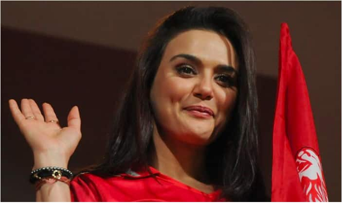 Preity Zinta In Her New Workout Video Shows How She Kept Herself Sane During Quarantine