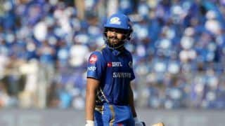 Ipl 2020 none of our batsmen carried on for us says rohit sharma 4146707
