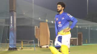 Ipl 2020 ruturaj gaikwad is back in practice with the csk team after testing negative in covid 19 4147667