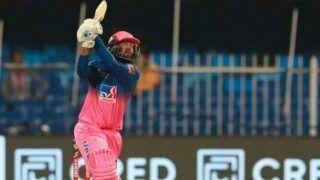 IPL 2020: कप्तान स्टीव स्मिथ ने राहुल तेवतिया के जज्बे को किया सलाम, बोले-Time Out के दौरान उसने मुझसे कहा था कि...