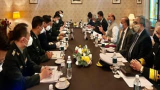 Amid Ladakh Standoff, Rajnath Singh Holds Talks With Chinese Counterpart in Moscow, Focus on Easing Border Tension
