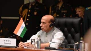 With no Room to Escape, Rajnath Singh to Address Rajya Sabha, Take Questions on India-China Border Standoff at Noon Today