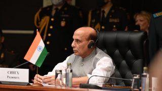 SCO बैठक में बोले राजनाथ सिंह- आतंकवाद के सभी प्रारूपों और इसका समर्थन करने वालों की स्पष्ट तौर पर निंदा करता है भारत