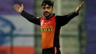 Rashid Remembers His Late Mother After Match-Winning Performance