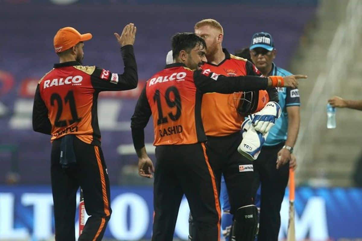 SRH Beat DC For First Win of Season