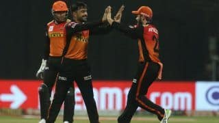 IPL 2020 Points Table: Warner-led SRH Move to 6th Spot After Registering First Win, Rabada Claims Purple Cap