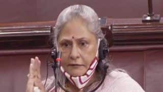 Shame That an MP, Who is From Film Industry, Spoke Against it: Jaya Bachchan Hits Out at Ravi Kishan in RS