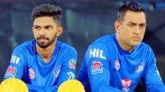 मैच से ठीक पहले धोनी के लिए आई राहत की खबर, टॉप ऑर्डर बल्लेबाज…