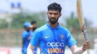 IPL 2020: CSK's Ruturaj Gaikwad Unavailable Opener vs Mumbai Indians, COVID-struck Batsman to Remain in Isolation