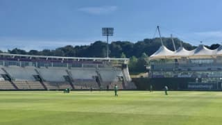 Eng vs aus 2nd t20i southampton weather update match at the rose bowl 4133049