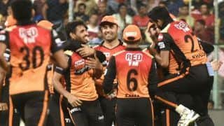 Sunrisers Hyderabad vs Royal Challengers Bangalore 2020, 3rd Match