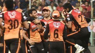 Sunrisers Hyderabad vs Royal Challengers Bangalore 2020, 3rd Match