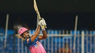 The Power Comes From Genes my Father is a Very Powerful Man: Sanju Samson