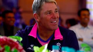 IPL 2020: Shane Warne Appointed as Brand Ambassador And Team Mentor For Rajasthan Royals