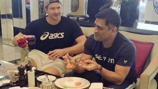 IPL 2020: Shane Watson on Chennai Super Kings First Nets Session, Says Little Rust Will Not Take Long to Go