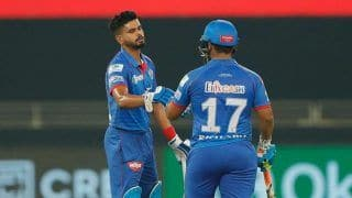 IPL 2020: Difficult to See Game Turn in Different Directions, Iyer Reacts on DC's Super Over Win