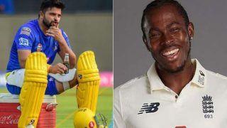 IPL 2020: सुरेश रैना को लेकर जोफ्रा आर्चर के 6 साल पुराने ट्वीट अब क्याें हो रहे हैं वायरल ?