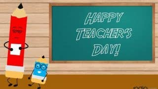 Teachers' Day 2020: History And Significance of The Day