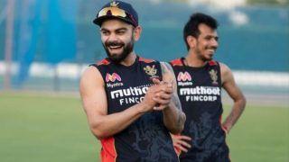 IPL 2020: RCB Skipper Virat Kohli Trolls Yuzvendra Chahal in Hilarious Manner