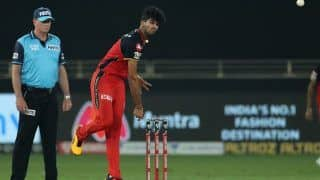 Washington Sundar Stars With The Ball in a Contest Dominated by Batsmen