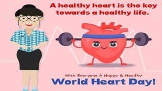 World Heart Day 2020: Senior Cardiologist Suggests How Heart Patients Can Keep Their Hearts Healthy During COVID-19 Pandemic