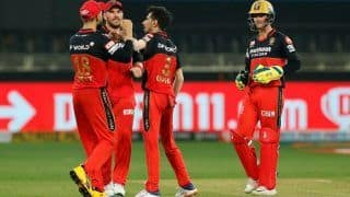 RCB vs SRH IPL 2020 Match Report: Yuzvendra Chahal, Devdutt Padikkal Star as Royal Challengers Bangalore Beat Sunrisers Hyderabad by 10 Runs to Start Campaign With a Win