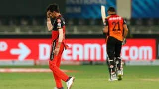 IPL 2020: RCB Captain Virat Kohli Heaps Praise on 'Game Changer' Yuzvendra Chahal After Spinner's Match-winning Spell vs Sunrisers Hyderabad in Dubai