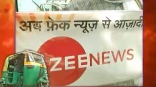 ZEE News Thanks Auto-rickshaw Drivers of Delhi And Noida