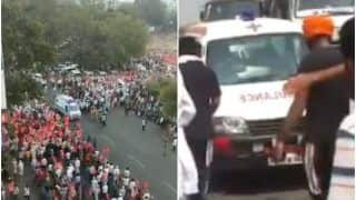 Bharat Band: Agitating Farmers Make Way For Ambulances, Ensure Peaceful Protest | Watch Viral Videos