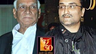 Yash Raj Films Completes 50 Years: Aditya Chopra Unveils New Logo on Yash Chopra's 88th Birth Anniversary