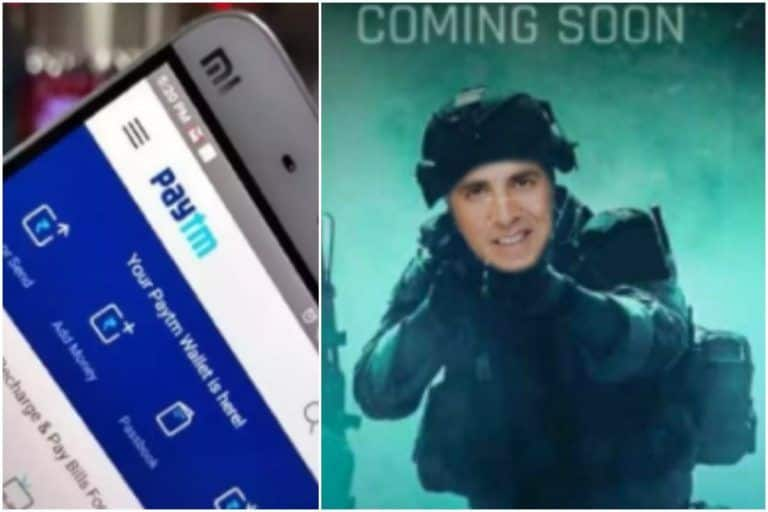 'Will Akshay Now Launch Pay-PM'? Twitter Erupts With Memes After Paytm Removed From Play Store