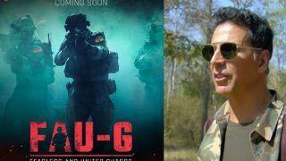 Akshay Kumar FAU:G Game: PUBG की टक्कर में अक्षय कुमार ला रहे ऐक्शन गेम FAU-G