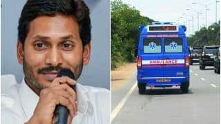 Andhra CM Jagan Mohan Stops Convoy To Make Way For Ambulance, 'All VIPs Should Follow His Example,' Says Twitter