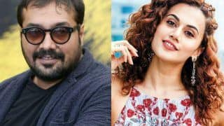 Taapsee Pannu Gives More Support to Anurag Kashyap in #MeToo Case, Says 'I'll Break Ties With Him if he is Found Guilty'