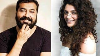 Saiyami Kher Shares Old Note on Anurag Kashyap, Says 'AK Asked Me To Come To His House, Assured His Parents Will Be There'