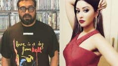 Anurag Kashyap Replies to Payal Ghosh's Sexual Harassment Allegations