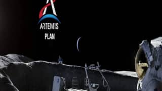 NASA Announces Artemis Plan to Land First Woman & The Next Man on Moon in 2024