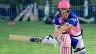 Dream11 IPL 2020: Ben Stokes Starts Training in New Zealand, Hints at Joining Rajasthan Royals | WATCH