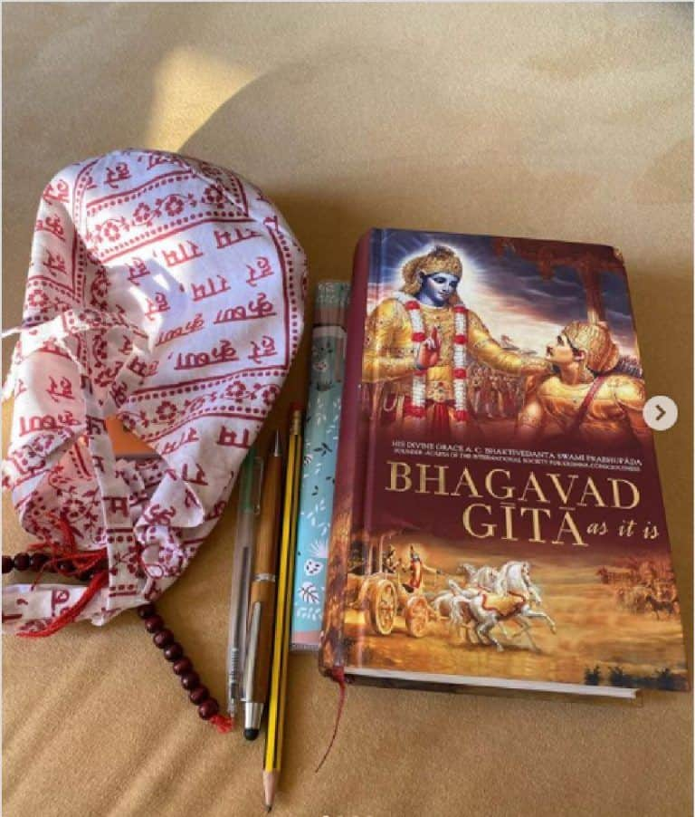 10 Verses From The Bhagavad Gita That Carry The Essence Of Life