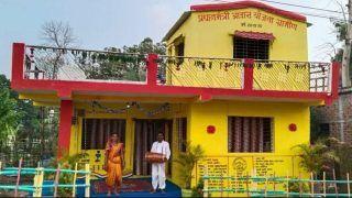 PM Awas Yojana से मिला धन तो पति-पत्नी ने 49 दिन में खुद बना डाला दो मंजिला घर, कायल हुए Modi