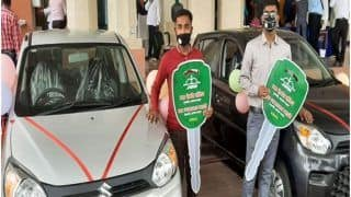 Jharkhand Education Minister Gifts Alto Cars to Class 10th, 12th State Toppers; Vows to Bear Their Study Expenditure