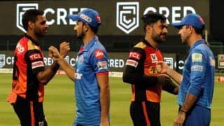 IPL 2020: We Were Just Outplayed by Sunrisers Hyderabad, Says Delhi Capitals Ricky Ponting