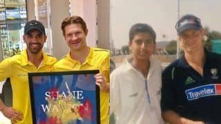 IPL 2020: Deepak Chahar Shares 15-Year-Old Photo With Chennai Super Kings Teammate Shane Watson