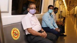In Only 9 Days, More Than 2000 Passengers Fined & 5000 Penalised By Delhi Metro For Not Wearing Masks
