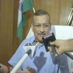 Will Enter Politics Only if People of My Home District Want it, Says Bihar EX-DGP Gupteshwar Pandey