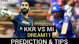 Dream11 IPL 2020 Prediction KKR vs MI:  इस प्लेइंग XI के साथ उतर सकती हैं कोलकाता और मुंबई की टीमें