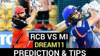 RCB vs MI Dream11 Team Prediction IPL 2020:  बैंगलोर-मुंबई मैच में इन खिलाड़ियों पर लगा सकते हैं दांव, जानें पूरी डिटेल
