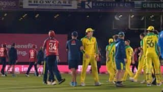Australia Regain Top Spot Ranking After Beating England in 3rd T20I