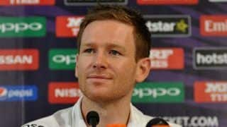 IPL 2020: KKR's Eoin Morgan Says Wickets in UAE Have Been Similar to English Conditions