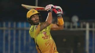 Chennai Super Kings vs Delhi Capitals 2020, 7th Match, Live Streaming Details